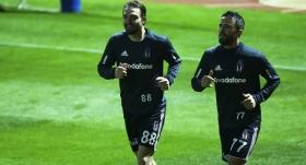 Beşiktaş'ta iç transfer harekatı