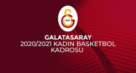 Galatasaray Kadın Basketbol'da kadro hazır