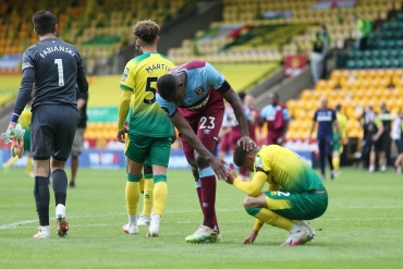 Norwich City - West Ham United (özet)