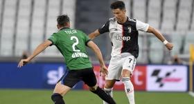 Atalanta, Ronaldo'dan kaçamadı
