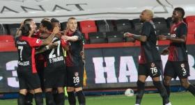 Gaziantep FK lige verilen aradan güçlenerek çıktı