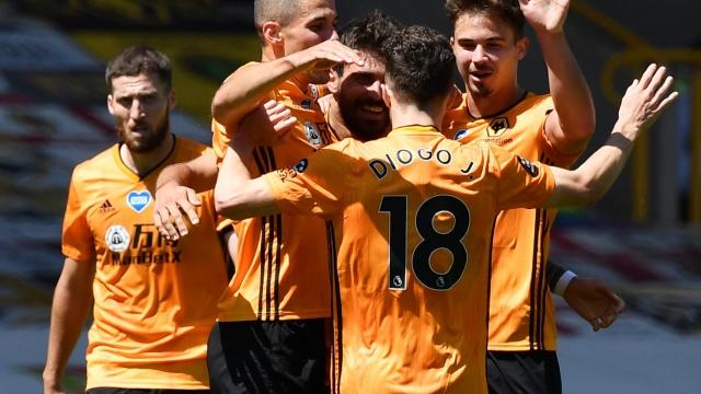 Wolverhampton - Everton (Özet)