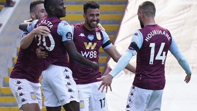 Aston Villa - Crystal Palace (Özet)