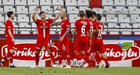 Derbide 3 puan Fraport TAV Antalyaspor'un