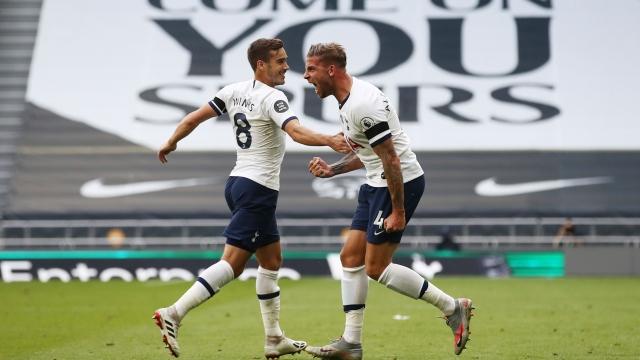 Tottenham - Arsenal (Özet)