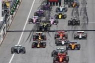 Formula 1'de sezonun ikinci yarışı koşuldu...
