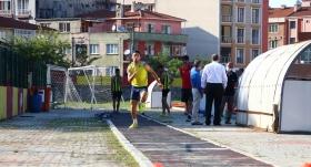 Batuhan Çakır'ın hedefi üç adım atlamada dünya şampiyonluğu