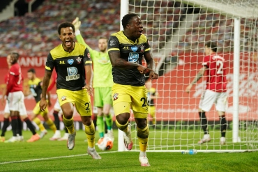 Manchester United - Southampton (Özet)