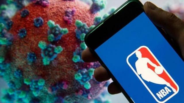 NBA'de koronavirüs vakası