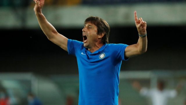 Conte Inter'e rest çekti