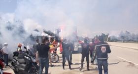 Kastamonuspor play-off için yola çıktı