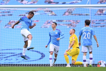 Manchester City - Bournemouth (Özet)