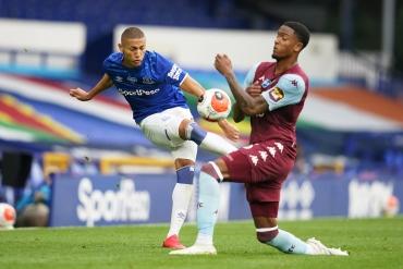 Everton - Aston Villa (özet)