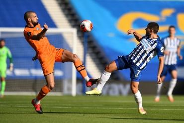 Brighton & Hove Albion - Newcastle United (özet)
