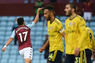 Aston Villa - Arsenal (Özet)