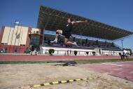 Eskişehir'de olimpik deneme yarışları başladı