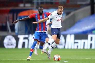 Crystal Palace - Tottenham (Özet)