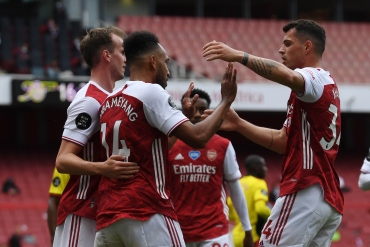 Arsenal - Watford (Özet)