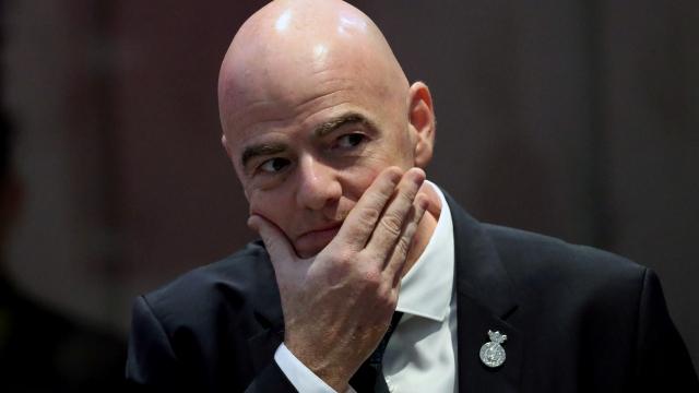 FIFA Başkanı Infantino hakkında soruşturma başlatıldı