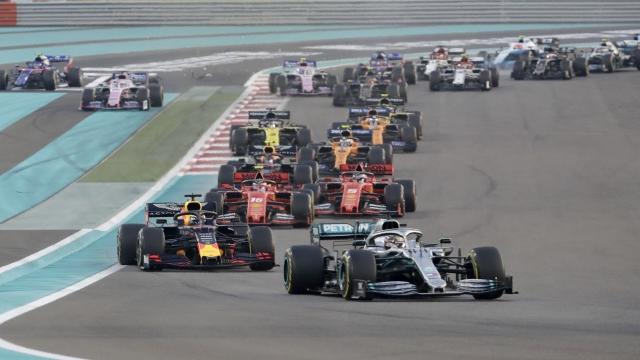 Formula 1 Dünya Şampiyonası'nda heyecan...