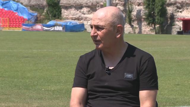 Süleyman Hurma TRTSPOR'a konuştu