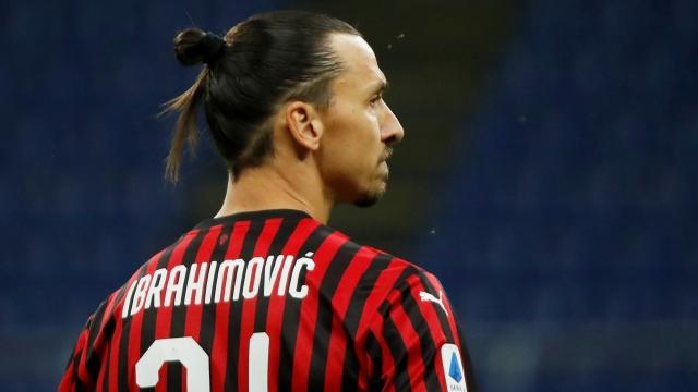 Onun için yaş, sadece bir sayı: Zlatan Ibrahimovic
