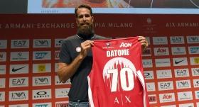Datome, Milano'ya imzayı attı