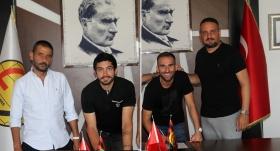 Eskişehirspor'da iç transfer