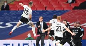 Premier Lig'e son bilet Fulham'ın