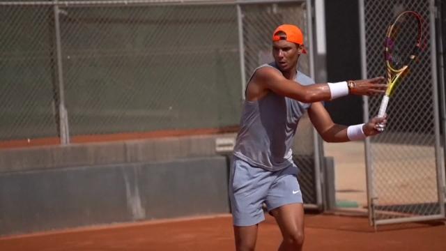 Nadal ABD Açık'da yok