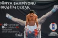 Milli cimnastikçiler durmuyor