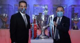 Türkiye Kupası, Trabzonspor Müzesi'nde