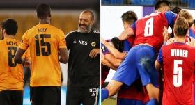 Wolverhampton ve Basel çeyrek finalde