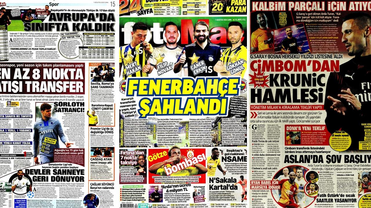 """""""Fenerbahçe şahlandı"""""""
