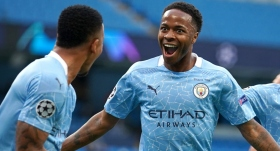 Manchester City çeyrek finalde