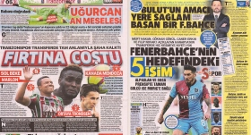 """Fenerbahçe'nin hedefindeki 5 isim"""