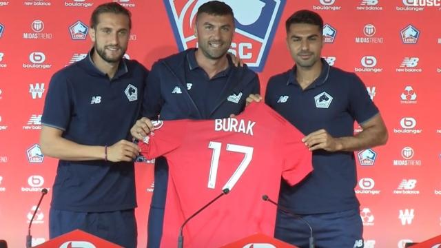 """Fransa'nın yeni takımı: Lille """"Türk Gücü"""""""