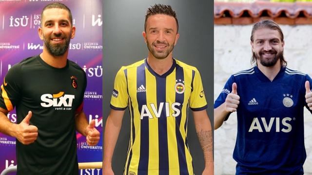 Yuvaya dönen yıldız futbolcular