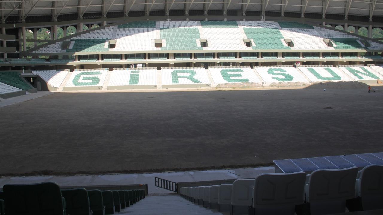 Çotanak Spor Kompleksi'nde sona gelindi