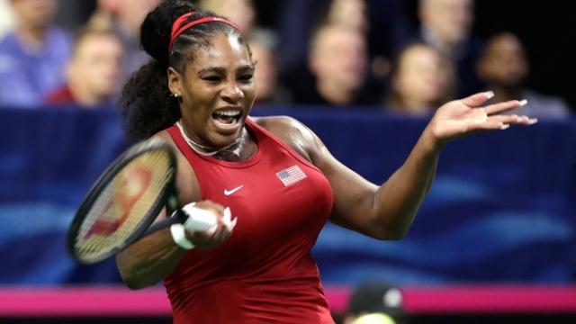 Serena Williams ABD Açık'a katılmayı planlıyor