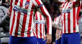 Atletico Madrid'de testler negatif