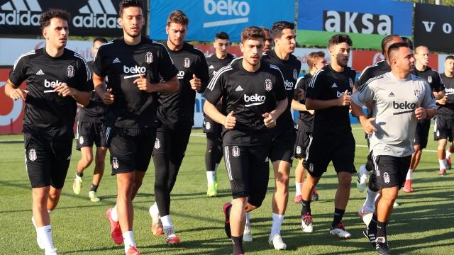 Beşiktaş top başı yaptı