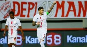 Antalyaspor'dan Diego'ya veda mesajı