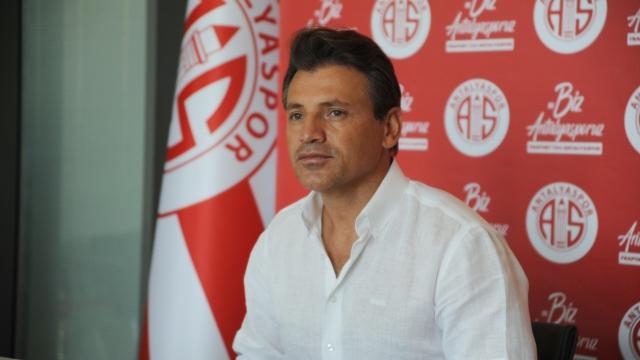 Tamer Tuna TRT SPOR'a konuştu