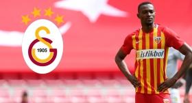 Galatasaray'ın önceliği Mensah