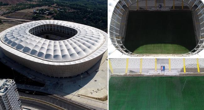 Adana 33 bin kişilik yeni stadı ile ilgili görsel sonucu