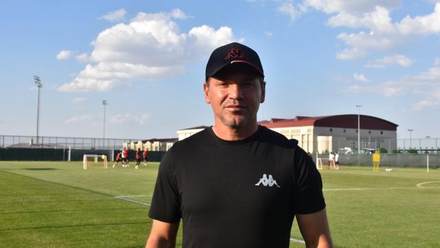 """""""Her zaman ilk 10'da yer alan bir Antalyaspor"""""""