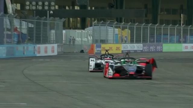 Formula E final yarışları...