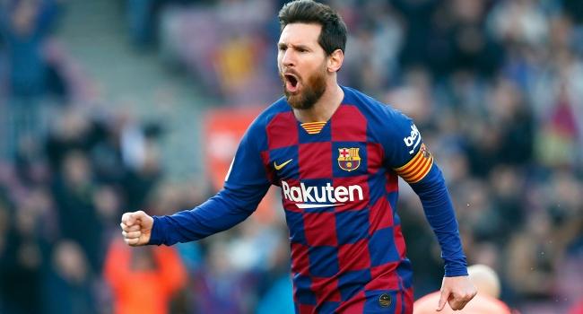 2: Lionel Messi