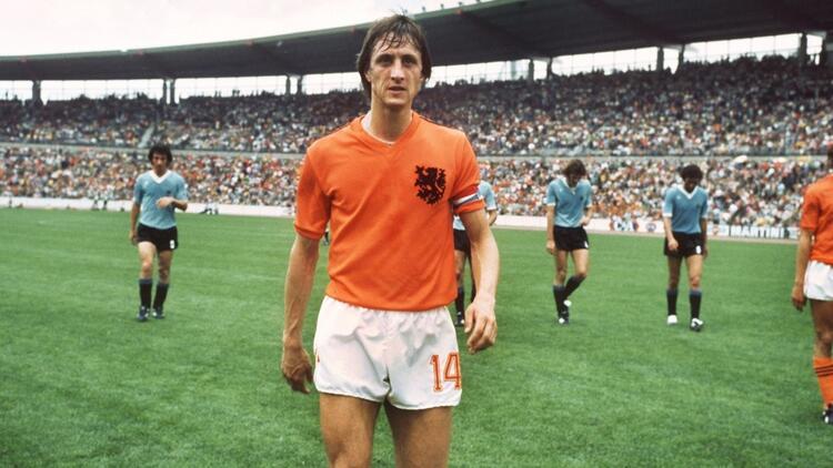 3: Johan Cruyff